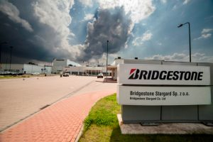Bridgestone расширяет свои подразделения в Европе