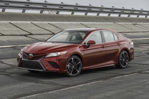 Hankook  планирует поставлять шины для Toyota Camry