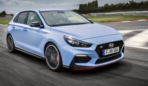 Новый Hyundai i30 N с шинами  Pirelli P Zero