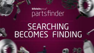 Новый поисковик деталей partsfinder от bilstein group уже онлайн