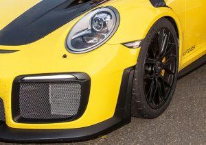 Новый рекорд на шинах Michelin установил Porsche 911 GT2 RS