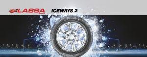 Новые зимние шины Iceways 2 от Lassa