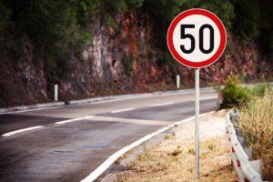 50 км/год і не більше – у містах обмежать швидкість руху