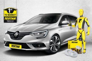 Textar First to market представляє – гальмівні диски для нового Renault Megane Grandtour