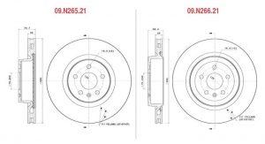 Новые тормозные диски для автомобилей Tesla от BREMBO