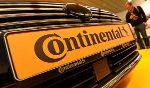 Continental продолжает увеличивать продажи