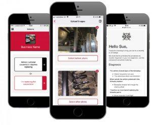 Новое мобильное приложение для смартфонов от KYB