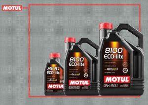 Motul презентує вдосконалену формулу моторної оливи 8100 ECO-lite 5W30