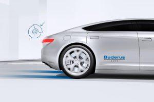 Нові гальмівні диски Buderus Guss зменшують виробку гальмівного пилу на 90 відсотків