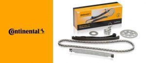 Компания Continental расширила ассортимент цепями ГРМ
