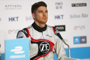 Гоночная команда Venturi празднует успешное начало нового сезона чемпионата FIA Формула E вместе с концерном ZF