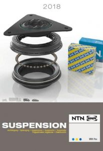 Новий каталог NTN-SNR