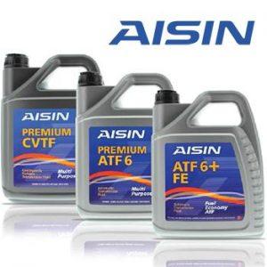 Новое масло AISIN Premium для автоматических коробок передач