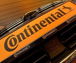 Continental рассматривает возможность разделения своей структуры