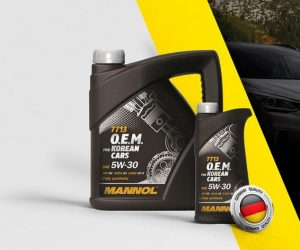 Mannol обновляет дизайн упаковки всей линейки продукции