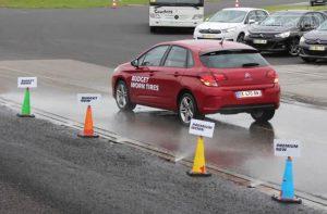 Michelin призывает представителей шинной промышленности к универсальным испытаниям изношенных шин