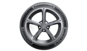 Акустический комфорт с новыми легковыми шинами PremiumContact 6 от Continental