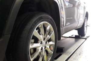 Новые UHP-шины для кроссоверов от Hankook