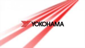 Анимированный логотип Yokohama