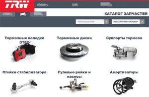 Продукция TRW для мотоциклов