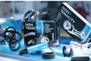 Зубчатые ремни привода HT (High Tenacity) от Dayco