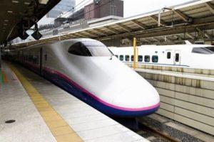 Безопасность высокоскоростных поездов с щетки стеклоочистителя DENSO