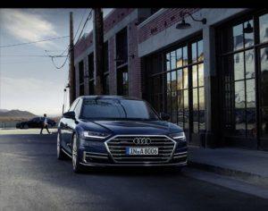 Передовые светодиодные технологии OSRAM представлены в новой Audi A8