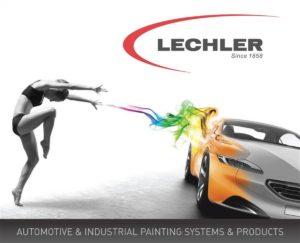 Lechler - успешно завоевывает рынок Украины