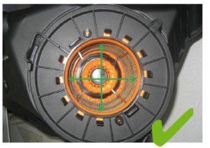 Советы специалистов Mahle о монтаже патрона воздушного фильтра