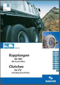 Новый каталог SACHS для грузовых автомобилей