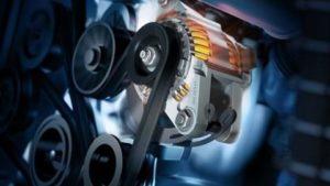 Влияние на характеристики автомобиля более компактным генератором DENSO