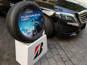 Новые шины повышенной комфортности от Bridgestone