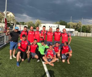 Фінал VII міжнародного футбольного турніру Inter Cars