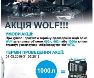 Акція Wolf