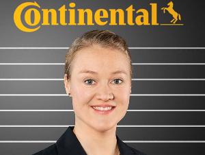 Новий менеджер Continental по зв'язках із громадськістю