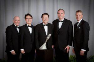 Концерн General Motors назвала компанию Hankook Tire поставщиком года в 2017 году