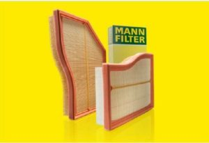 Новинка MANN FILTER - воздушный фильтр с изогнутыми внешними контурами Flexline