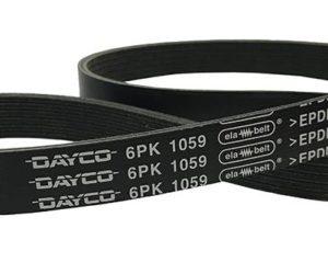 Эластичные приводные ремни Dayco: новые возможности