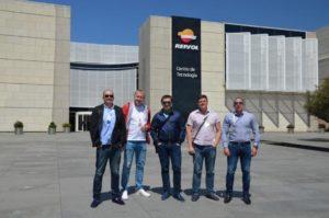 Компанія Авто Стандард Груп відвідала REPSOL