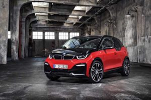 Bridgestone эксклюзивный поставщик шин для нового электромобиля от BMW
