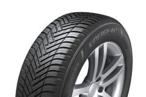 Новая всепогодная шина Kinergy 4S² от Hankook