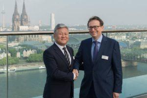 Hankook Tire заключила сотрудничество с фирмой ARLANXEO