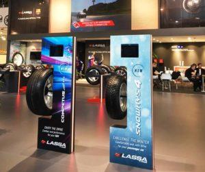 Lassa представила в Кёльне три новые разработки