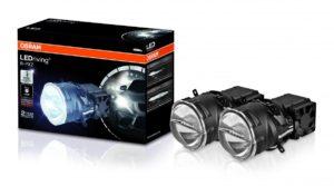 Новинка Osram - светодиодная оптика для тюнинга
