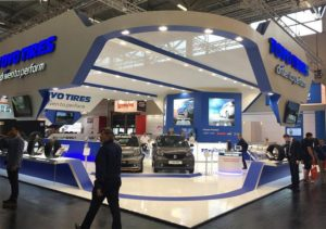 Toyo презентовала новые шины Observe Van и Nanoenergy Van