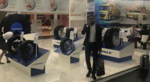 Пять новых моделей Triangle Tire были представлены на The Tire Cologne 2018