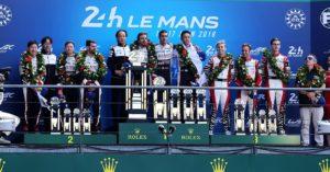 DENSO поздравляет команду TOYOTA GAZOO Racing с победой в гонке «24 часа Ле-Мана»