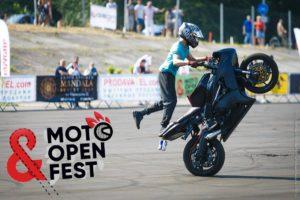 """Фестиваль """"Moto Open Fest 2018"""""""