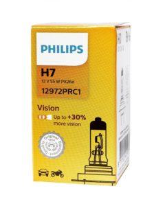 Остерегайтесь: как распознать подделку галогенных ламп Philips Vision+30%