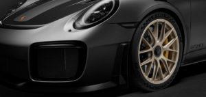 Новые сверхскоростные шины от Michelin